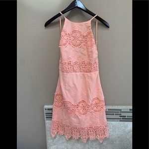 Lulu's dress size 2 euc Easter spring backless
